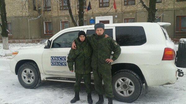 Боевики захватили интернат для инвалидов