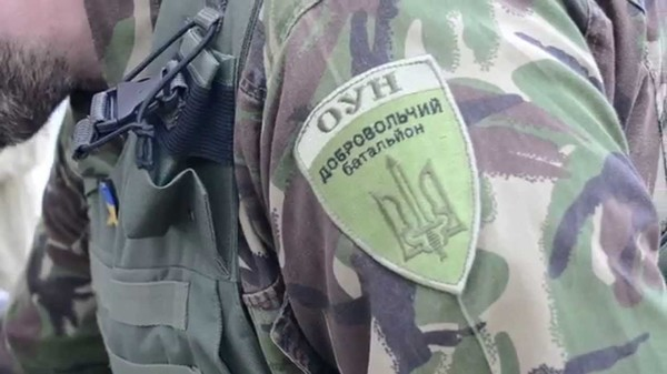 """Во Львове бойцы """"ОУН"""" подрезали прохожего, сообщили правоохранители"""