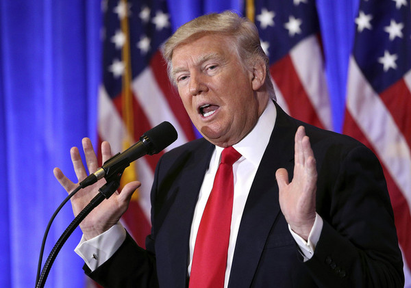 WSJ назвал имя автора доклада о якобы компромате на Трампа
