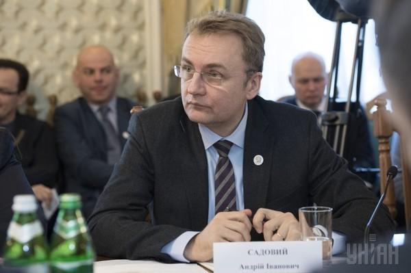 Мэра Львова могут отстранить от должности в судебном порядке