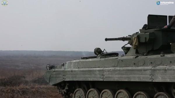 Боевые модули Шквал и Стилет прошли испытания на полигоне в Житомирской области