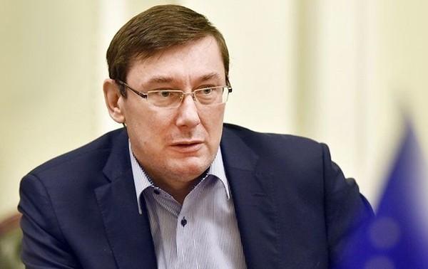 Луценко провел параллели между Княжичами и делом Садового