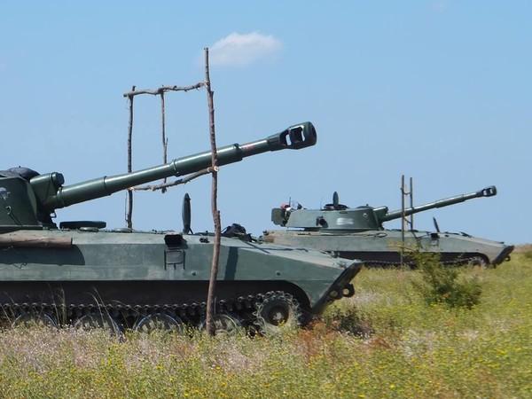 На Донбассе боевики провели минирование территории
