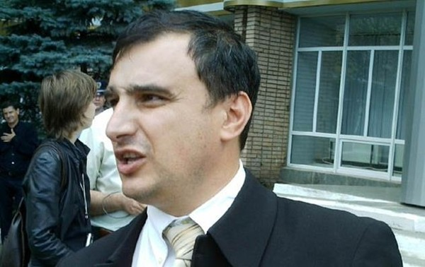 Арсен Клинчаев - лидер Молодой гвардии
