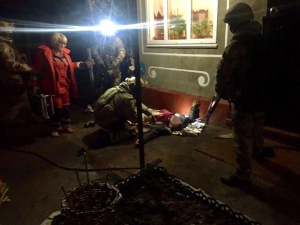 Спецоперация КОРД в Черкасской области