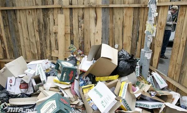 С начала весны в Киеве ликвидировано более 90 свалок мусора