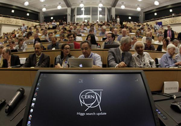 Заявку Украины должен рассмотреть Совет CERN