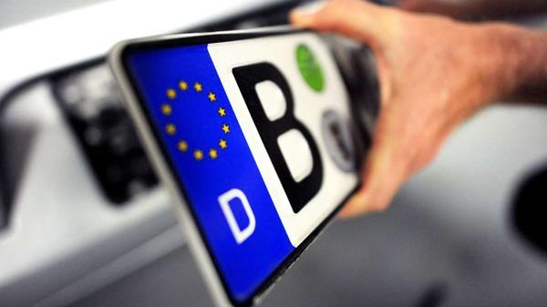 Кабмин пообещал решить вопрос с авто на иностранной регистрации