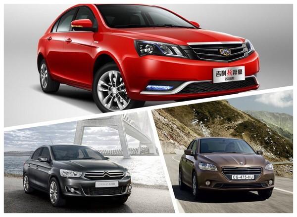 Renault, Peugeot, Daewoo и другие