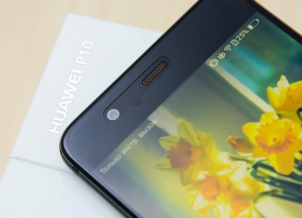 P10 - новый флагман Huawei