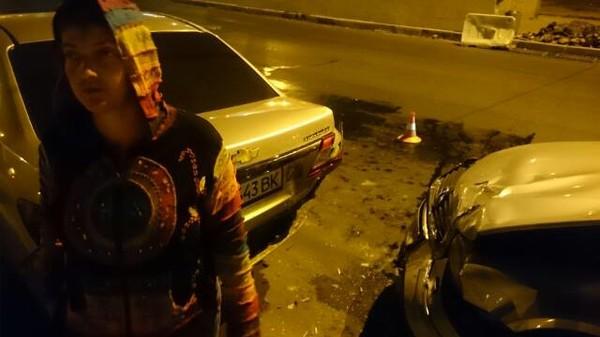 Автомобиль с народным депутатом Савченко попал в ДТП