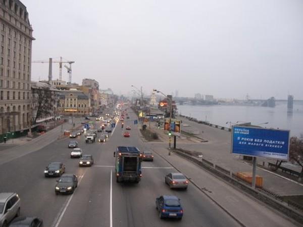 В районе Речного вокзала будет тоннель для автомобилей