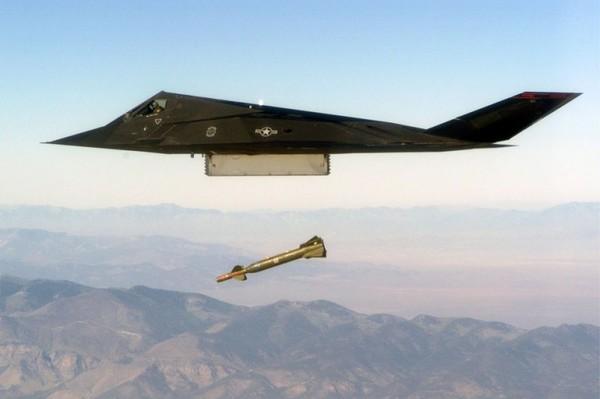 Новый бомбардировщик будет невидим для радаров