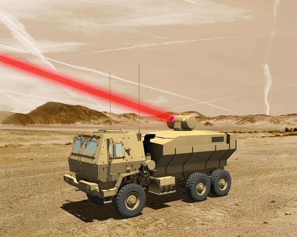 Такие лазеры могут эффективно поражать ракеты, беспилотники и прочие небольшие маневренные цели