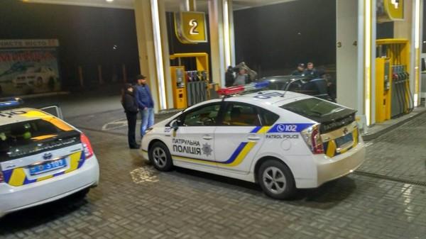 Ночная погоня в Киеве: 200 км в час и 10 полицейских машин