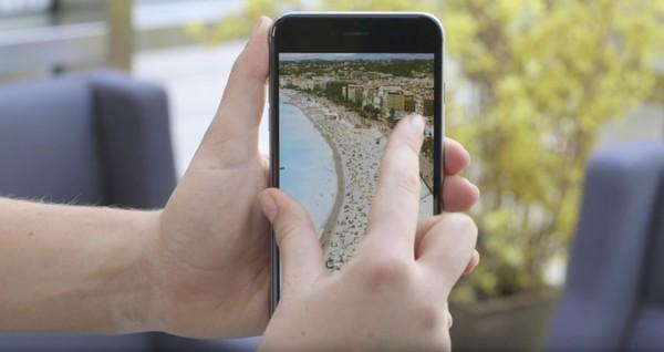 В Instagram можно увеличивать фото и видео