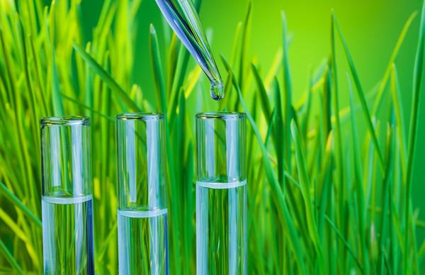 Основа фильтра - специальный полимерный раствор, который впитывает целлюлоза
