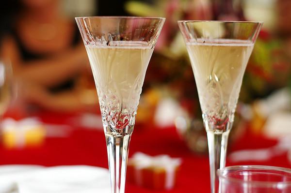 Этот новогодний коктейль заменит приевшееся шампанское