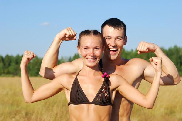 Фитнес с первыми лучами солнца – хорошее решение для занятого человека