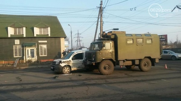 ДТП произошло 20 февраля на пр. Строителей