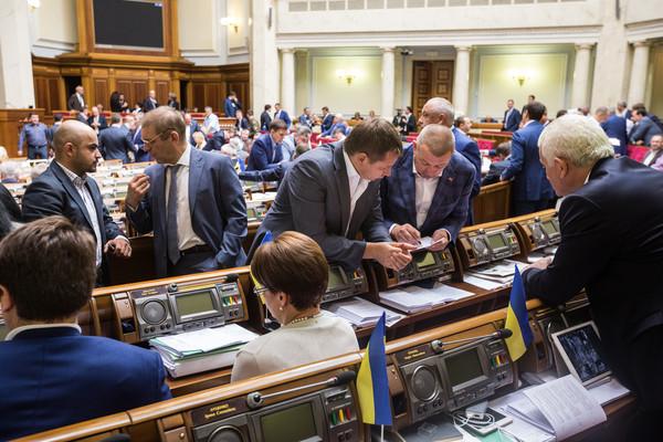 В украинском законодательстве осталось очень много актов, которые принимались в СССР