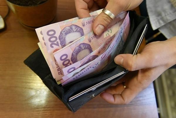 Самая большая средняя зарплата зафиксирована в Киеве