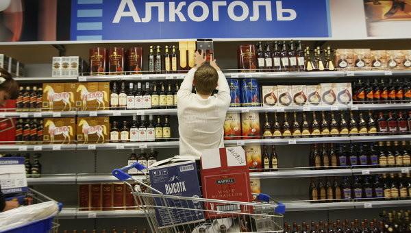 Повышенные цены не останавливают украинцев в приобретении спиртного к праздникам