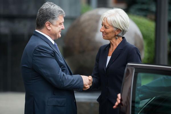 Вопрос транша МВФ для Украины переносится