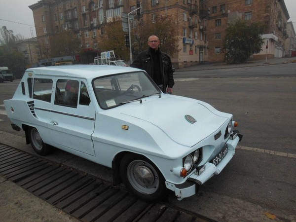 Владельцем автомобиля стал Андрей Козин