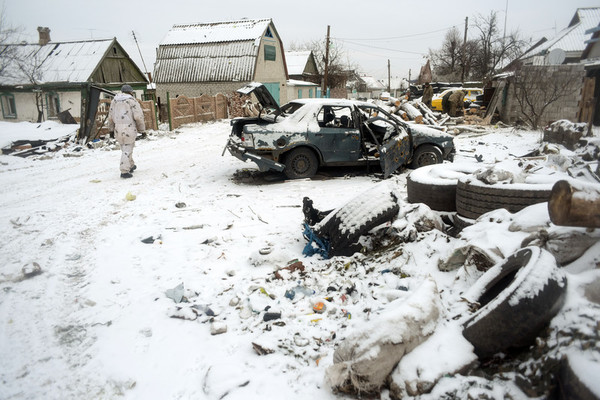Укртелеком прекращает работу на Донбассе