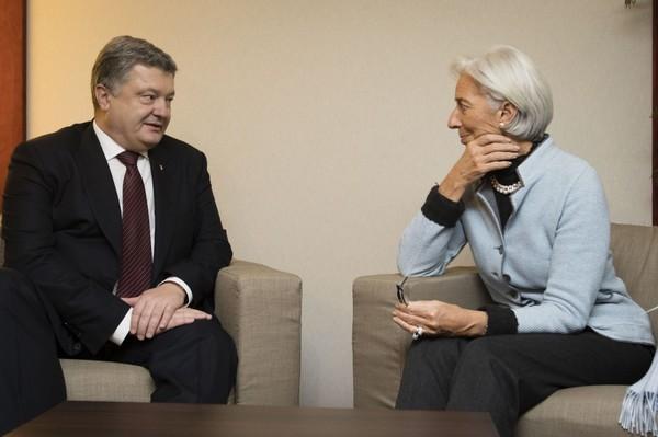 Украине осталось только реализовать обещанное