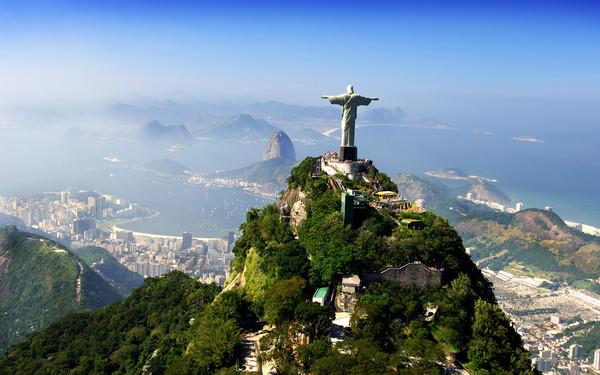 Рио-де-Жанейро - сердце Бразилии, ее вечный ритм