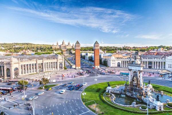 Барселона - уютный и невероятно красивый город