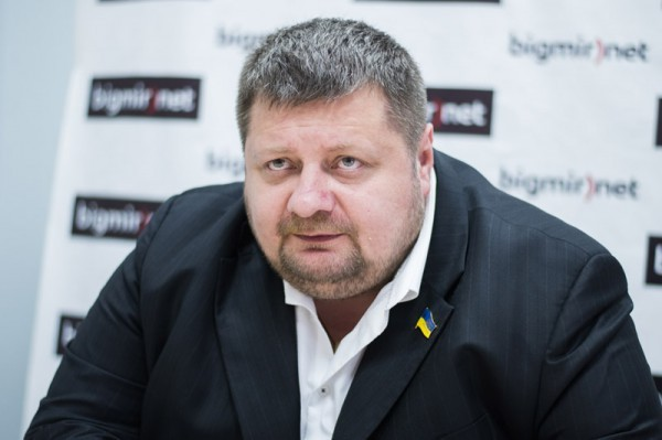Мосийчук заявление о загородном доме с гербом пока не прокомментировал