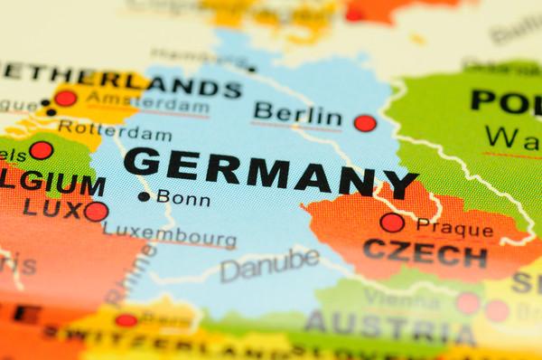 В Германии очень дешевые продукты
