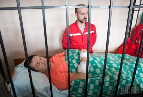 У многих арестованных не находилось средств для внесения крупного залога