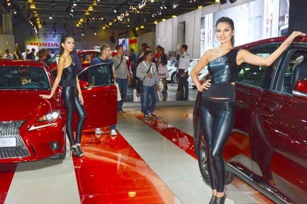 В 2016 году корейский кроссовер KIA Sportage приобрели 2 736 автомобилистов