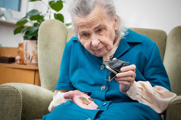 С 1 октября украинские пенсионеры могут получать больше