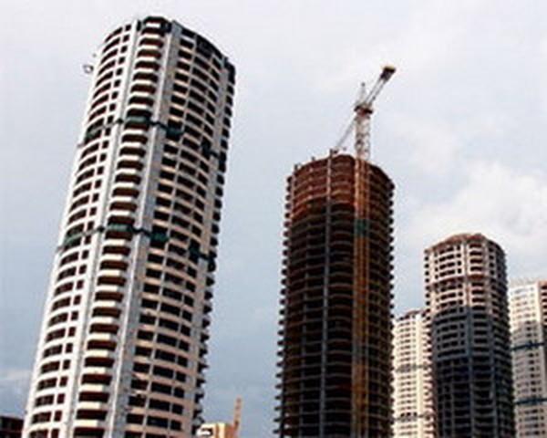 Когда достроят «Днепровские башни»?