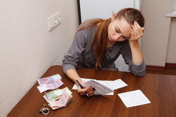 Размер субсидии зависит от среднего дохода определенной семьи