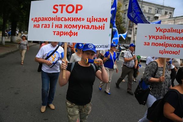 Власть рассчитывает, что политика сдерживания через субсидии и рассрочки смогут свести атаку оппозиции к нескольким плохо скоординированным акциям