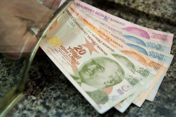 Турецкая лира стала самой слабой валютой в начале 2017 года
