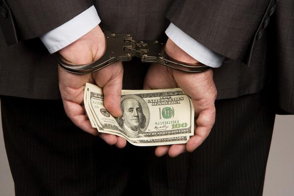 В Украине ведется активная борьба против коррупции