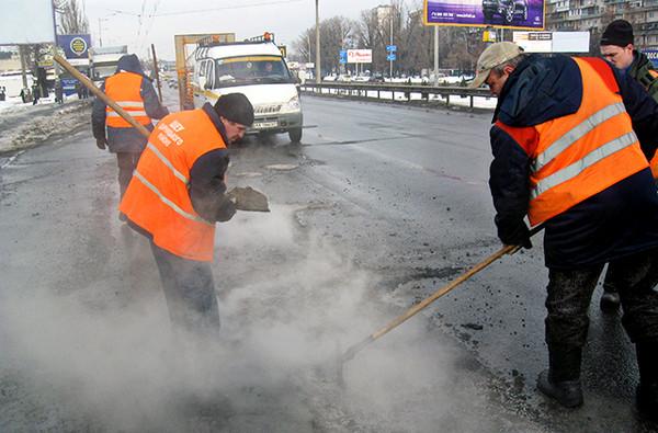 Финансирование дорожной отрасли в минувшем году составило 15,2 миллиардов гривен