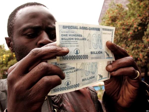 В обращение будут введены зимбабвийские бонды, эквивалентные $2, $5, $10 и $20