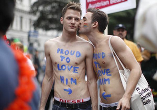 где больше всего живет геев