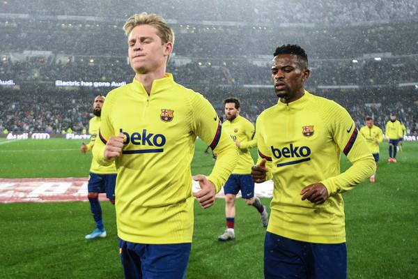 Игроки Барселоны против снижения зарплаты