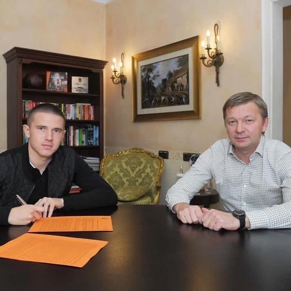 Виктор Корниенко и Сергей Палкин