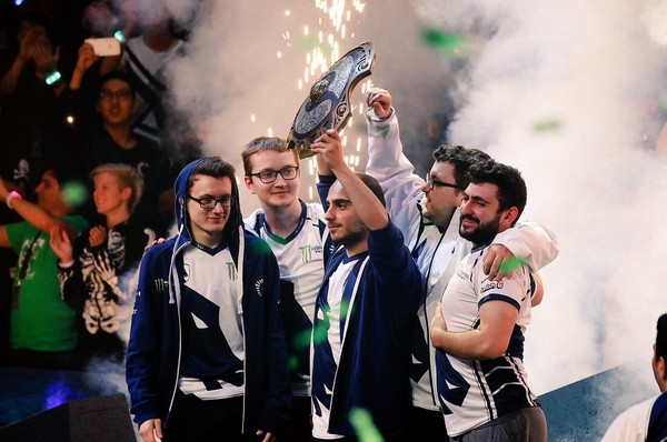 Team Liquid – чемпион The International 2017