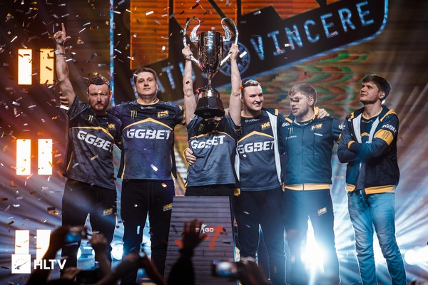 Natus Vincere - чемпионы StarSeries i-League